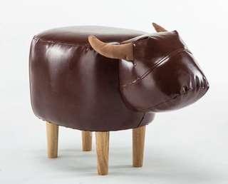 Foot Stool (cow design)