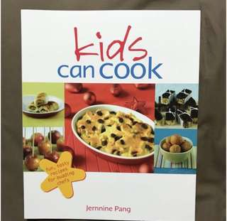 Recipe Book for Kid -