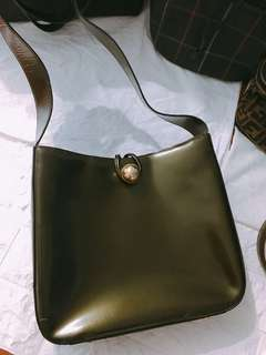 Celine vintage shoulder bag