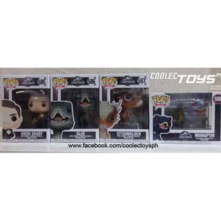 Funko Pop Jurassic World