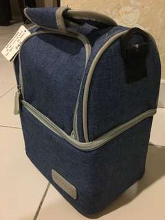 Cooler Bag with two ice packs