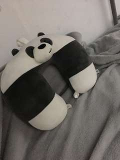 PAN PAN NECKPILLOW (WE BARE BEARS)