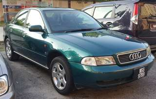 Audi A4 1.8 98 *1 Owner*