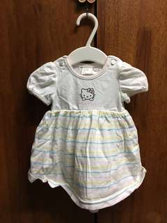 H&M Baby dress 2-4month