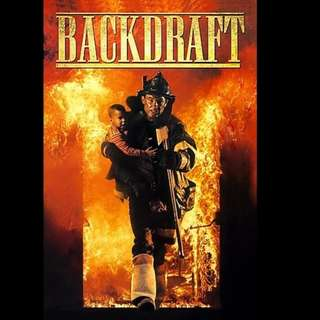 [Rent-A-Movie] BACKDRAFT (1991)