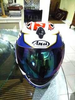 Fullface Helmet Copy Arai