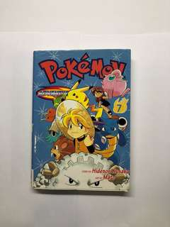 Clearing Stocks: Pokémon Story Book, Original Price $8.50