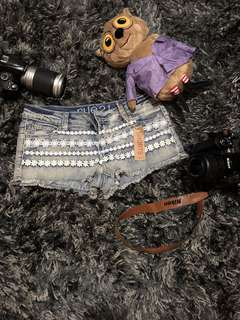 Rue 21 Denim Shorts