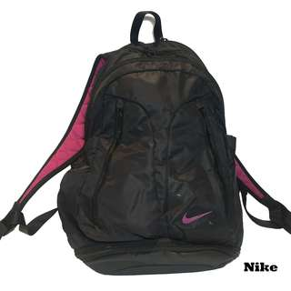 Nike Backpack With Shoe and Laptop Compartment