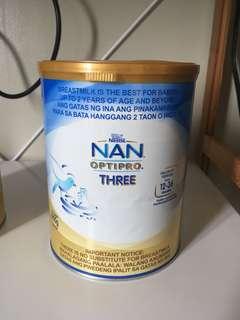 SALE! Nan Optipro Three 900g