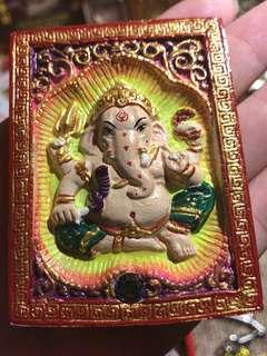 Kruba Krissana Ganesha Amulet - BE2556