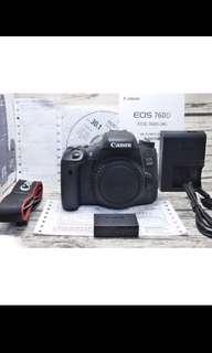 Canon 760D 單機身
