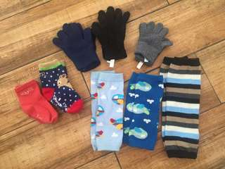 Bundle Hand & Leg warmers