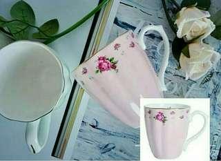 Rose Pink Mug