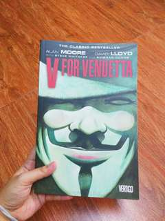 V for Vendetta Comics (Paperback)