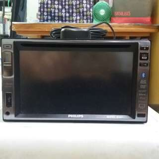 Philips CED2000 /98 汽車影音機