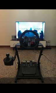 Logitech gt29 racing wheel