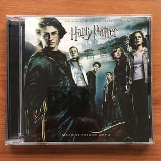 Harry Potter and the Goblet of Fire Soundtrack