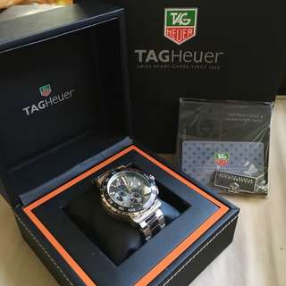 TAG Heuer F1 Calibre 16 Black Ceramic