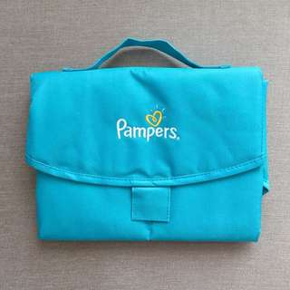 Pampers Travel Diaper Changing Mat