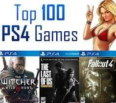 Ps4 copy games