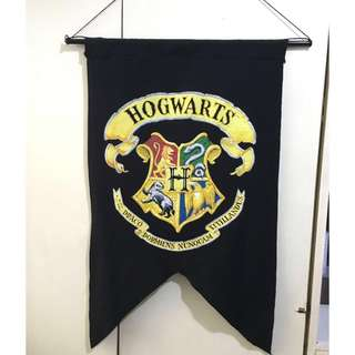 Rubie's Harry Potter Hogwarts Banner