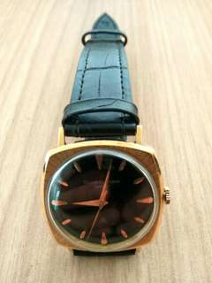 Girard Perregaux 18k Full Gold automatic vintage Rolex day date