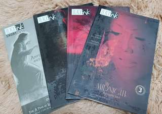 My Midnight Series Graphic Novel