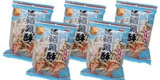 台灣零食🤤魚酥蝦酥