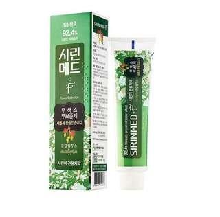 Bukwang Sirinmed Eucalyptus Toothpaste 125g