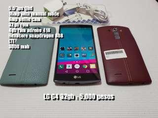 LG G4 32gb 3gb ran