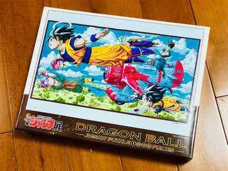 全新少年 Jump 50th  展龍珠 Dragon Ball 孫悟空 Puzzle 砌圖