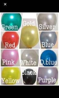 10 inch thick latex balloon