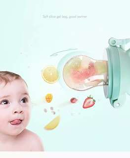 Fruit Pacifier