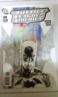DC COMICS JUSTICE LEAGUE OF AMERICA #60