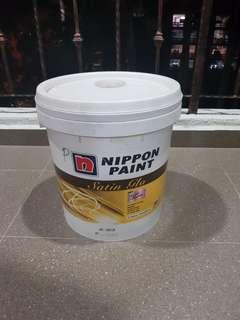 NEW 15L Nippon paint Santin Glo