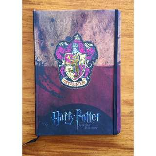 Harry Potter Gryffindor Notebook - 90 Leaves