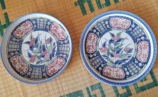 Ceramic large plates