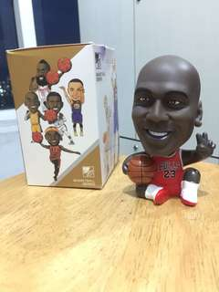 bobble head michael jordan