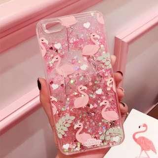 Flamingo Phone Cover