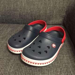 🚚 專櫃正品,Crocs兒童米奇洞洞鞋