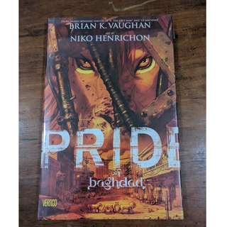 Pride of Baghdad (1st edition, Hardcover)
