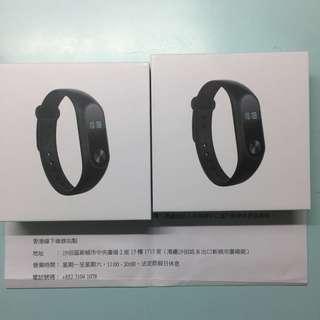 [全新未開連保養] 小米手環2 Xiaomi Mi Band 2