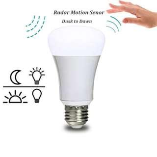 624 Motion Sensor Light Lombex
