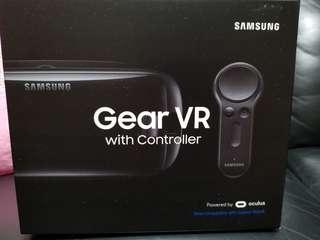 [9成新]Samsung Gear VR R325 Note 8可用 認住右下角藍色字句 note 8 未來note 9才可用