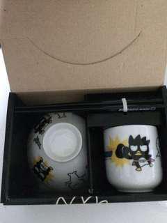 Sanrio XO 絕版陶瓷食具一套