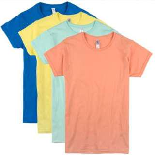 4 for $10 T-Shirts