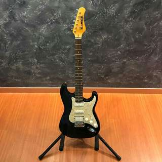 🚚 Hamer Slammer DA21 SSH Black Electric Guitar