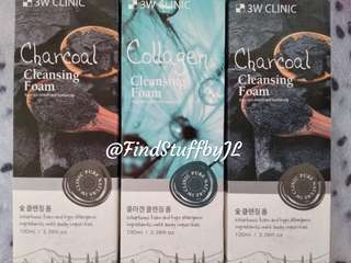 3W Clinic Facial Cleansers