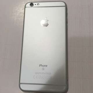 iPhone 6s plus 32gb silver 銀色 剛剛過保 good condition